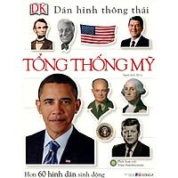Dán Hình Thông Thái - Tổng Thống Mỹ