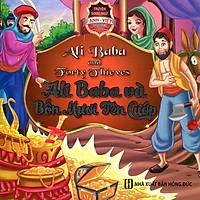 Ali Baba Và Bốn Mươi Tên Cướp (Song Ngữ Anh - Việt)