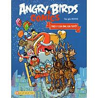 Angry Birds Comics - Trợ Lý Của Ông Già Tuyết