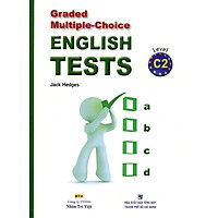 Graded Multiple - Choice English Test Level C2 (Không CD)