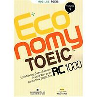 Economy TOEIC RC1000 Volume 1