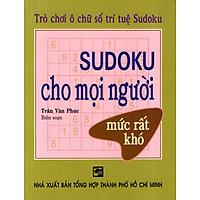 Sudoku Cho Mọi Người (Mức Rất Khó)