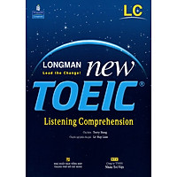 Longman New TOEIC Listening Comprehension (Kèm CD)