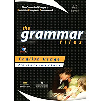The Grammar Files A2 Pre - Intermediate (Không CD)
