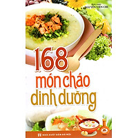 168 Món Cháo Dinh Dưỡng