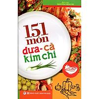 151 Món Dưa - Cà Kim Chi