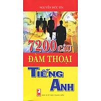 7200 Câu Đàm Thoại Tiếng Anh (Kèm CD)