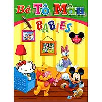 Bé Tô Màu Babies Tập 4