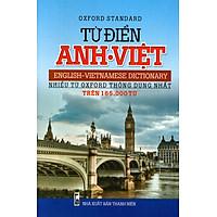 Từ Điển Anh - Việt (Trên 165.000 Từ) - Sách Bỏ Túi