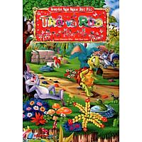 Truyện Ngụ Ngôn Đặc Sắc (Câu Chuyện Nhỏ - Bài Học Lớn) - Thỏ Và Rùa