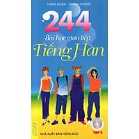 244 Bài Học Giao Tiếp Tiếng Hàn (Tập 2) (Không CD)