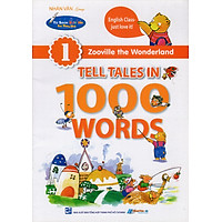 Zooville The Wonderland - Tell Tales In 1000 Words (Tập 1)