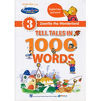 Zooville The Wonderland - Tell Tales In 1000 Words (Tập 3)