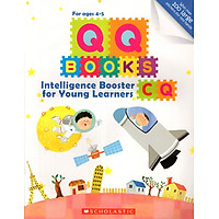 Intelligent Boosters For Young Leaners: CQ Age 4-5 - Paperback