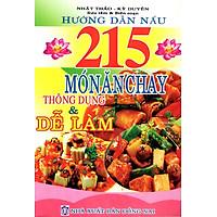 Hướng Dẫn Nấu 215 Món Ăn Chay Thông Dụng & Dễ Làm