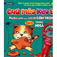 Chú Mèo Kẹo Bi Phiêu lưu Trong Xứ Sở Côn Trùng (Tập 5): Trong Nhà