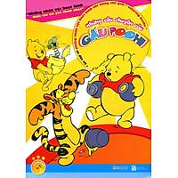 Bé Tô Màu Gấu Pooh