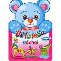Gấu Con Khéo Tay- Bé Tô Màu - Đồ Chơi