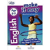 Letts Make It Easy - English (Age 8-9)