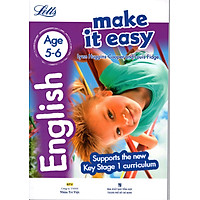 Letts Make It Easy - English (Age 5-6)