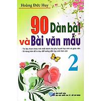 90 Dàn Bài Và Bài Văn Mẫu Lớp 2
