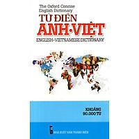 Từ Điển Anh - Việt (Khoảng 90.000 Từ) - Sách Bỏ Túi