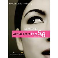 New TOEIC Actual Test Part 5,6 (Không CD)