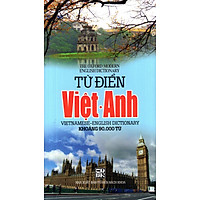 Từ Điển Việt - Anh (Khoảng 90.000 Từ) - Sách Bỏ Túi