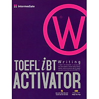 TOEFL iBT Activator Writing Intermediate (Kèm CD)