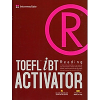 TOEFL iBT Activator Reading Intermediate (Không CD)