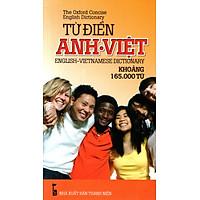 Từ Điển Anh - Việt (Khoảng 165.000 Từ) (2014) - Sách Bỏ Túi