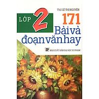 171 Bài Và Đoạn Văn Hay Lớp 2