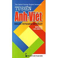 Từ Điển Anh - Việt (Khoảng 145.000 Từ) - Sách Bỏ Túi