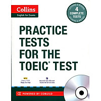 Collins English For Exams Practice Test For The TOEIC Test (Kèm CD)