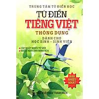 Từ Điển Tiếng Việt Thông Dụng (Dành Cho HS-SV) - Sách Bỏ Túi