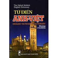 Từ Điển Anh - Việt (Khoảng 175.000 Từ) - Sách Bỏ Túi