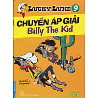 Lucky Luke 9 - Chuyến Áp Giải Billy The Kid