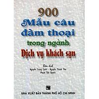 900 Mẫu Câu Đàm Thoại Trong Ngành Dịch Vụ Khách Sạn