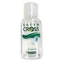 Gel Rửa Tay Khô Green Cross Trà Xanh 60ml - 8936027441941