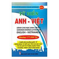Từ Điển Anh - Việt 177.000 Từ