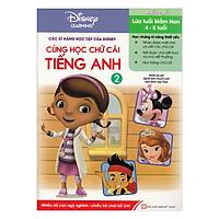 Disney Learning - Cùng Học Chữ Cái Tiếng Anh (Tập 2)