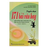 Tuyển Chọn 171 Bài Văn Hay Lớp 4