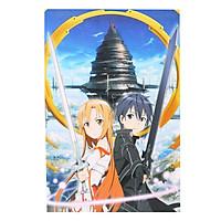 Postcard Sword Art Online 002