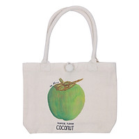 Túi Xách Quai Bố Nhỏ - Coconut - Tuibn0000001