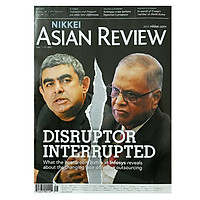 Nikkei Asian Review: Distributor Interrupted - 35