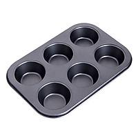Khuôn Nướng Bánh Muffin Chống Dính Uncle Bills KC0202 - 27 x 18 x 3 Cm