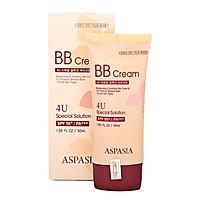 Kem Nền Aspasia 4U Special B.B Solution Cream SPF50 PA+++...