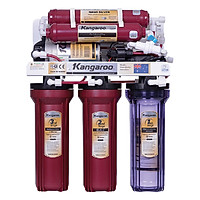 Máy Lọc Nước RO 6 Lõi Khử Asen Kangaroo KG106KV - Hàng chính hãng