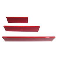 Bộ Kệ 3 Thanh Ngang KEGO KG20 (40 - 50 - 60 cm) - Đỏ