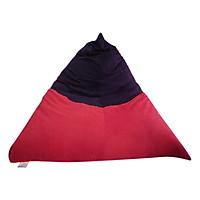 Ghế Lười Hình Kim Tự Tháp Phú Mỹ GH-KITT-DODE-120 (Đỏ Đen)